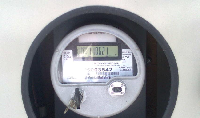 Medidor electrónico
