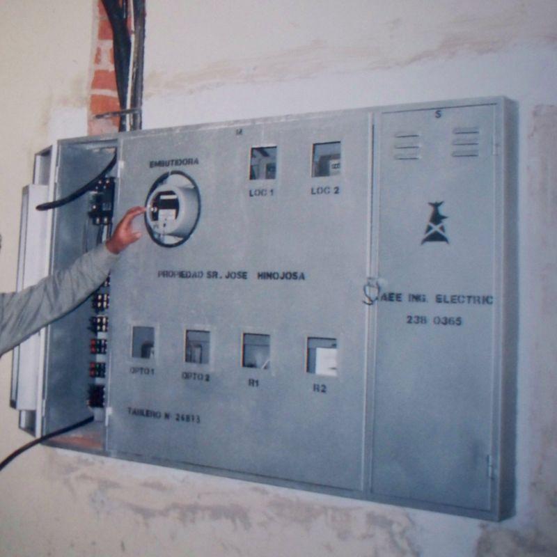 Tm8 Electrónico