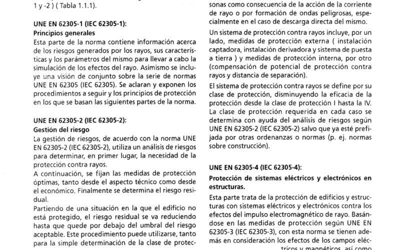 Norma IEC 62305